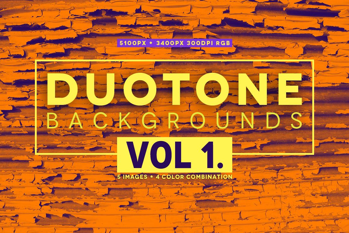 20 Duotone backgrounds example image 3