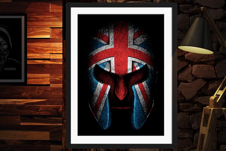 British Warrior example image 3