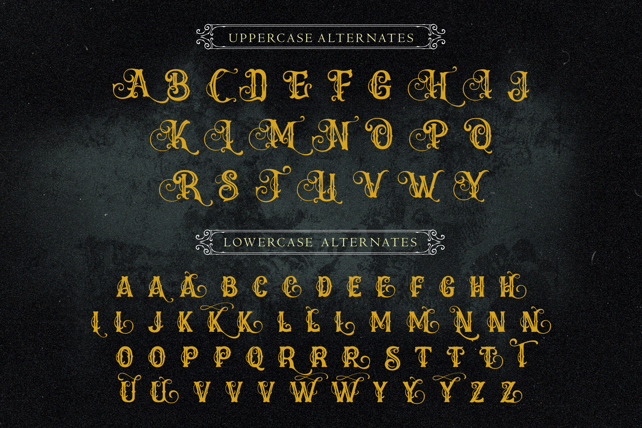 Castlefire Font example image 8