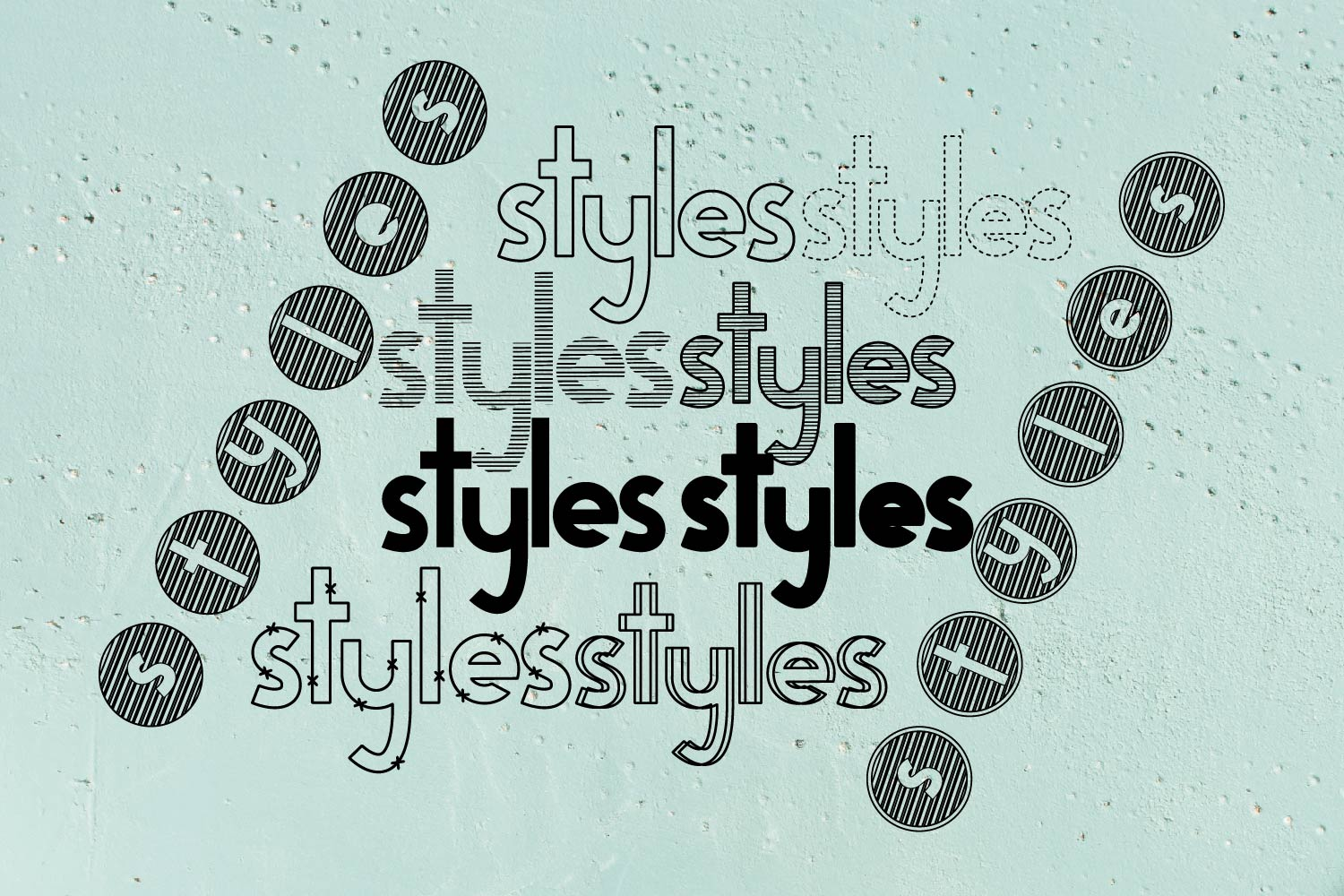 Sketchy - A Lower Case Bundle With 10 Styles! example image 6