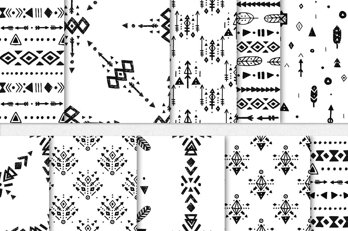 Tribal bundle example image 8