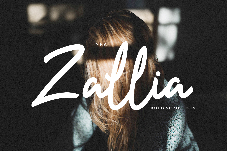 Zallia example image 1