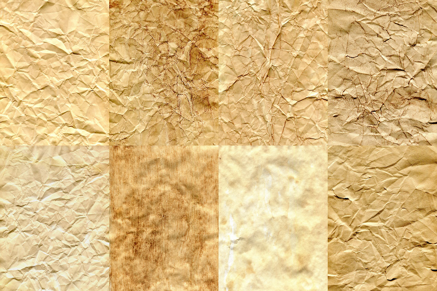 40 Vintage Paper Textures example image 4