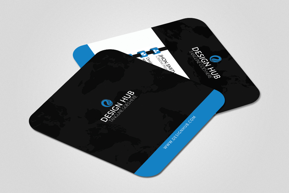 Mini Social Cards Templates example image 3