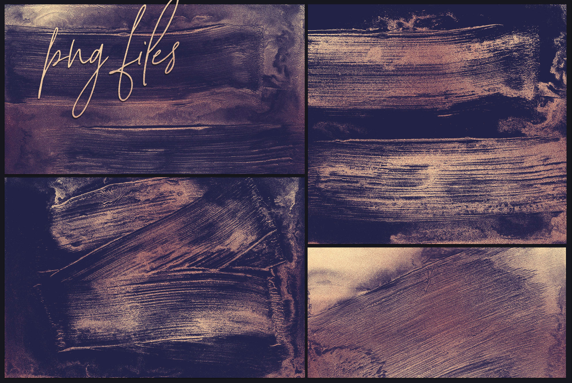 Oil Paint and Marble Textures BUNDLE example image 10