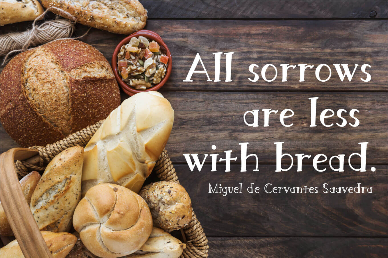 Bread King Font example image 6