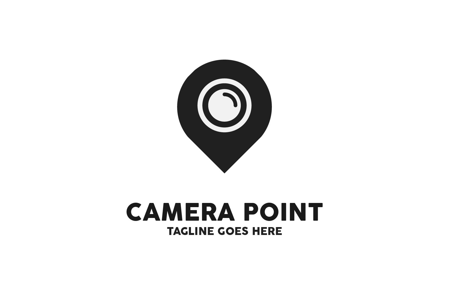 Camera Point Logo example image 1