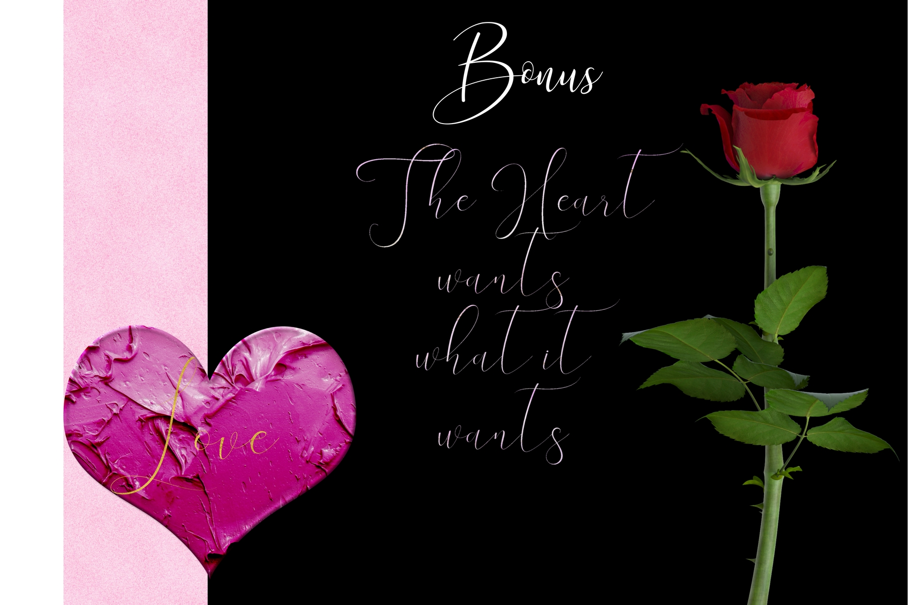 A romantic bundle example image 11