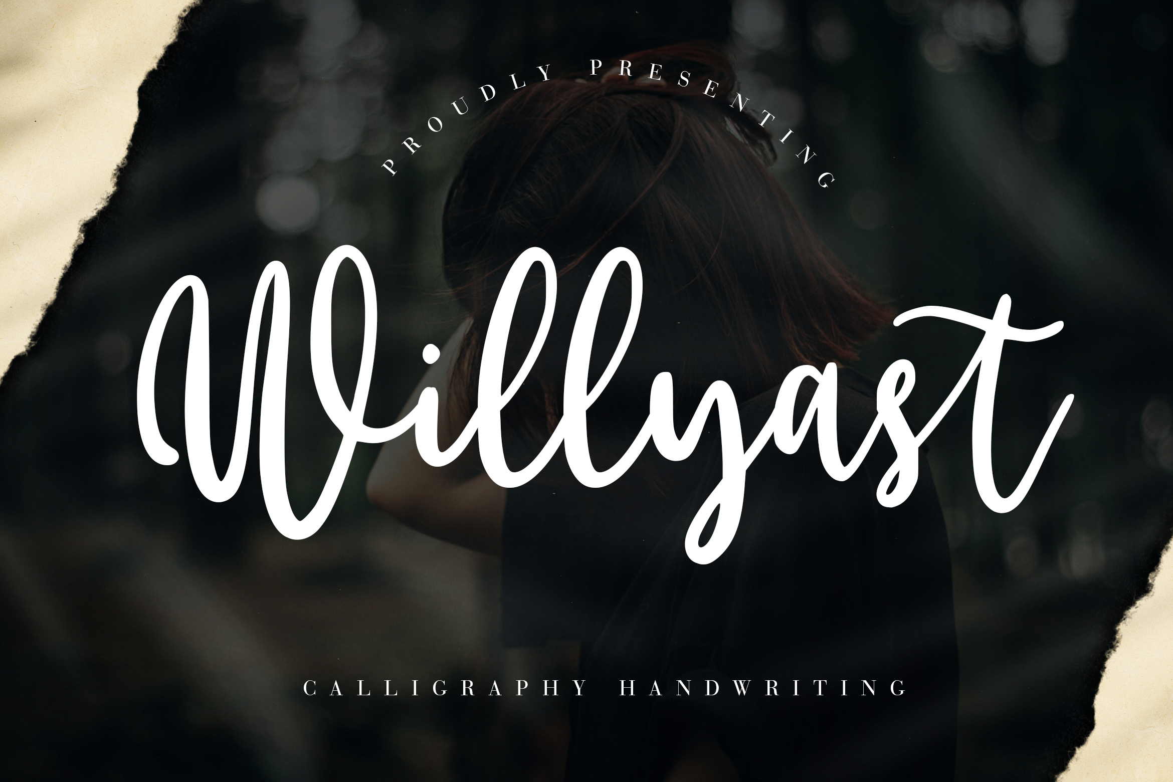 Willyast Calligraphy Handwriting example image 1