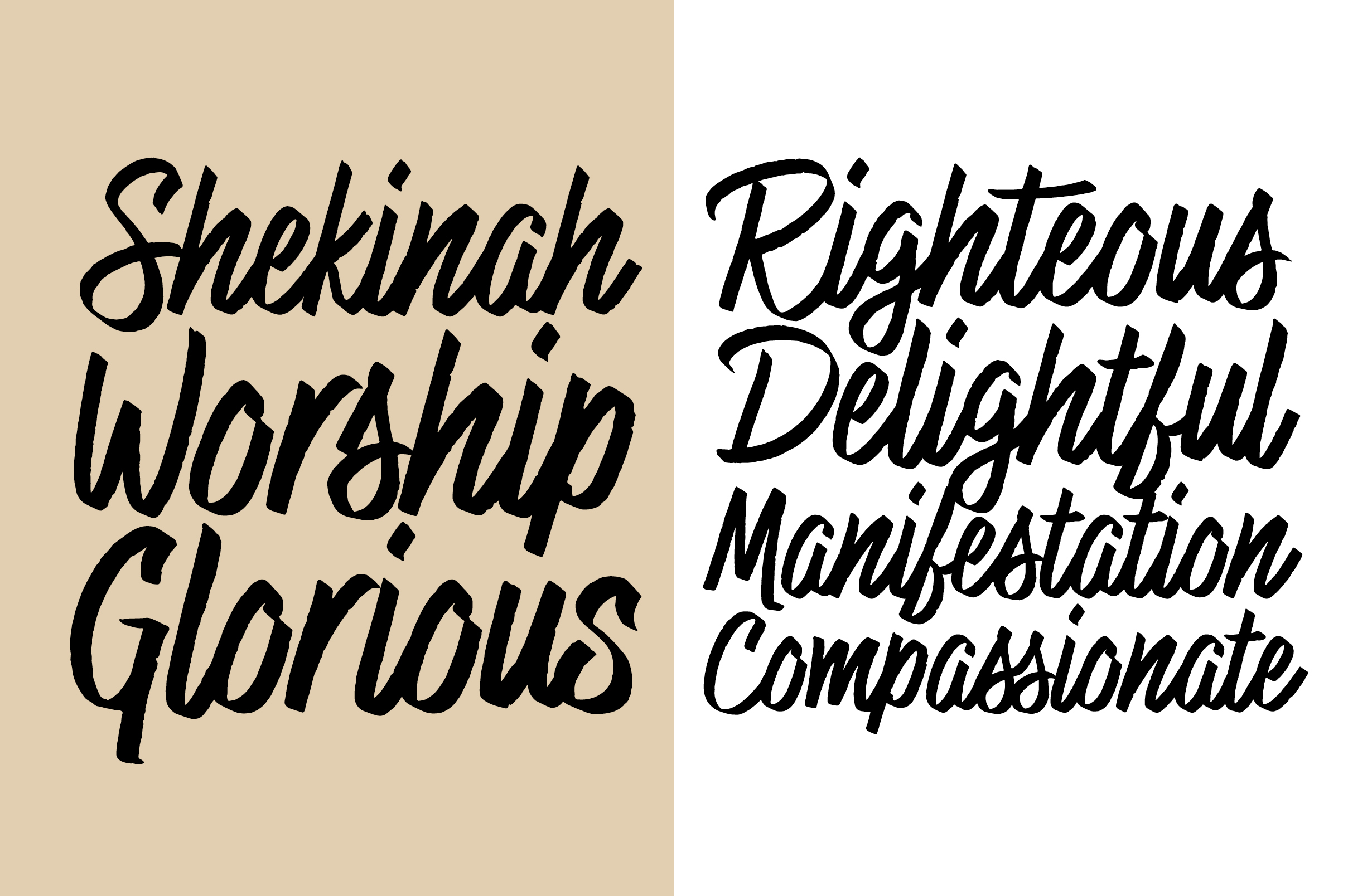 Highest Praise Font example image 7