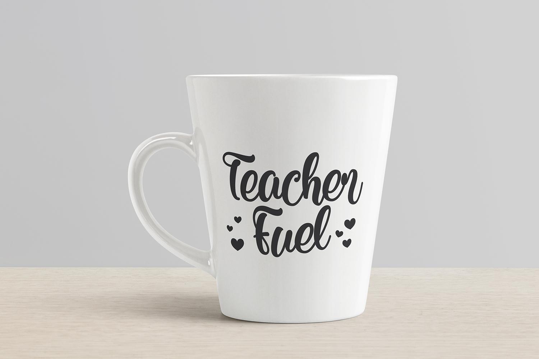 Teacher SVG Bundle. example image 4