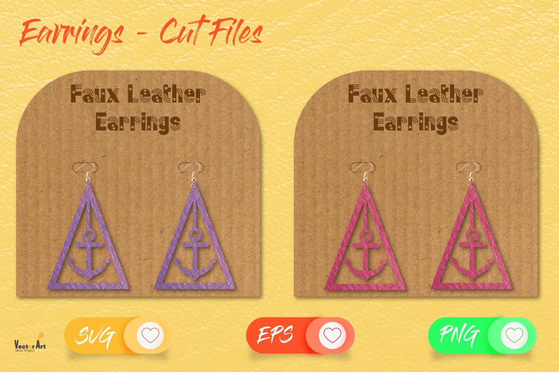 5 Earrings - Mini Bundle - Cut files example image 4