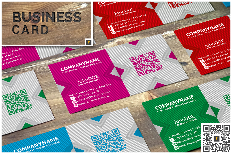 Business Card Bundle 50% SAVINGS example image 4