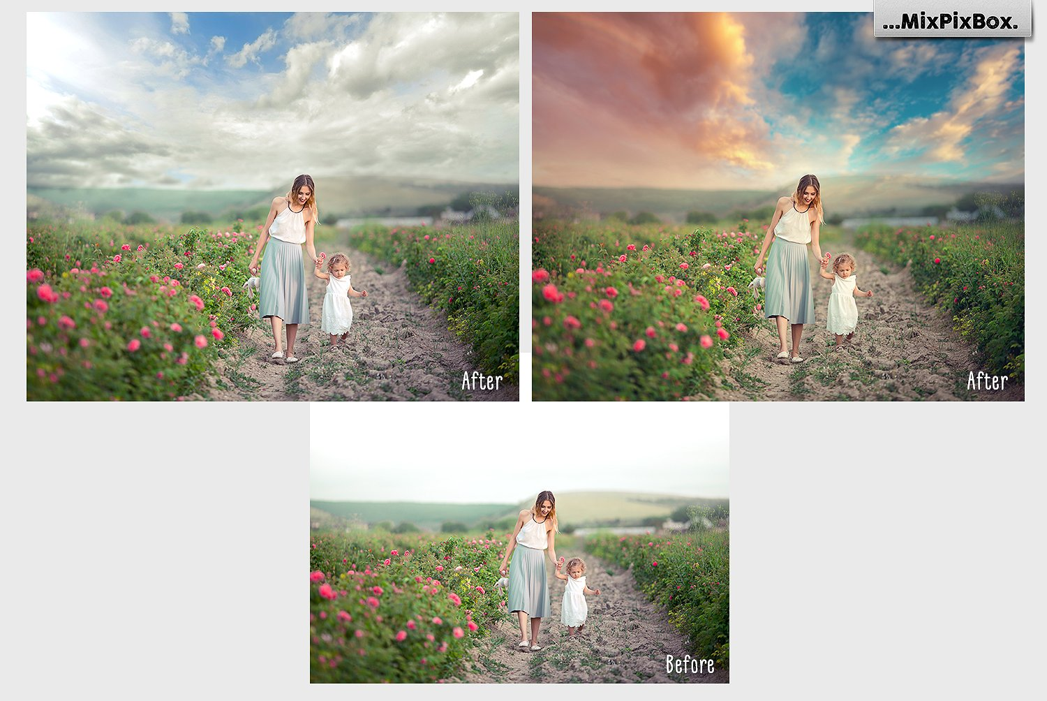 Beautiful Sky Overlays example image 6