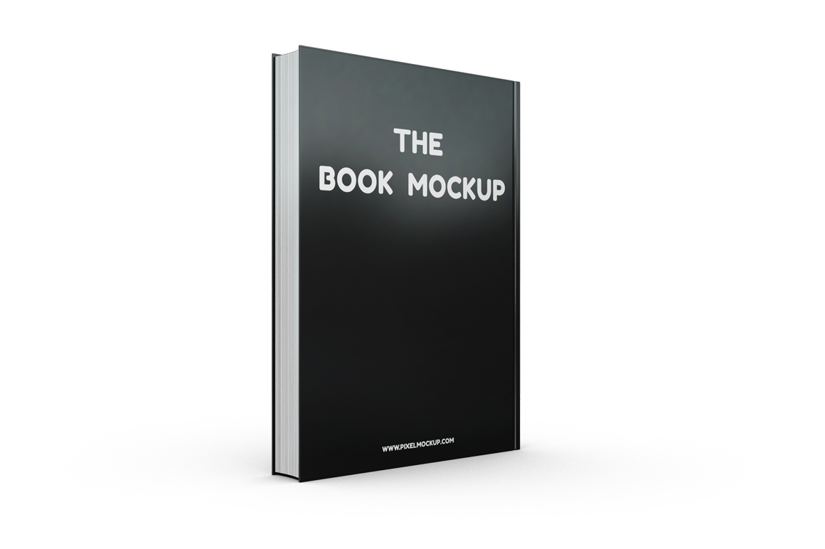 The Book Mockup example image 7