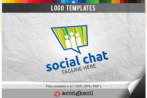 Social Chat example image 1