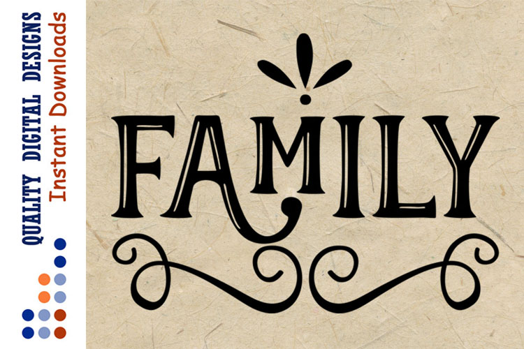 Family sign Svg Home Svg Farm example image 1
