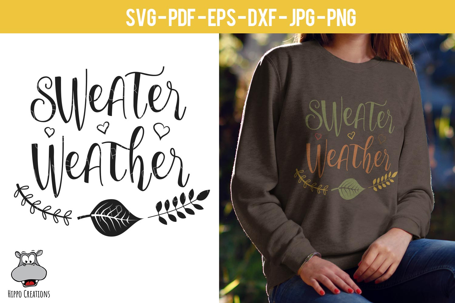 Fall Bundle SVG, Autumn Bundle, Thanksgiving, EPS DXF PNG example image 6