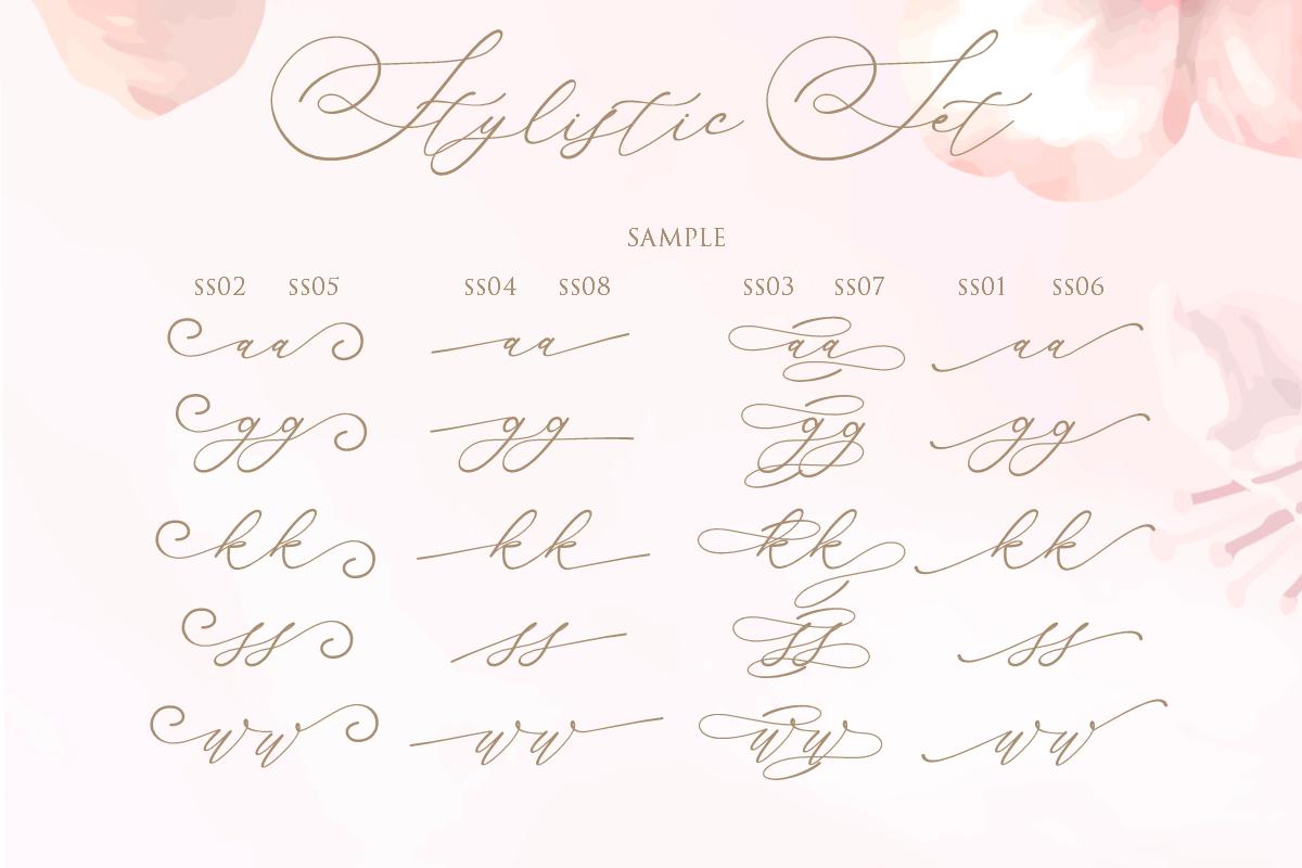 Samudera Script example image 5