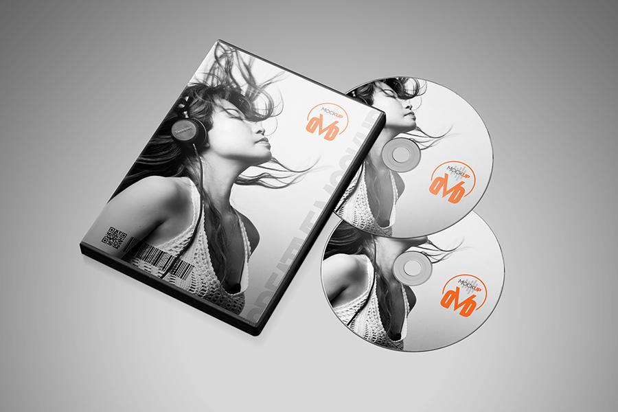 DVD MOCKUP example image 3