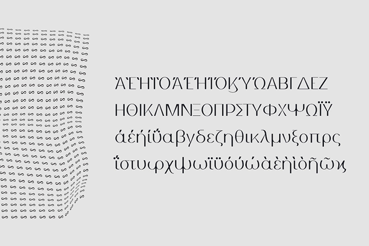 Modern Times Font Family example image 6