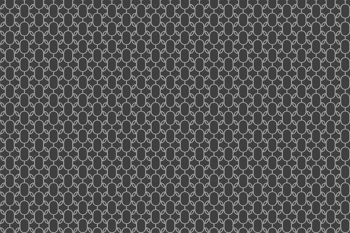 Collection of ornamental patterns. example image 2