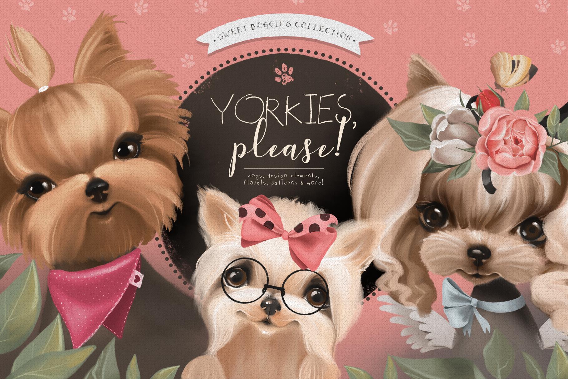 Yorkies, Please! example image 1