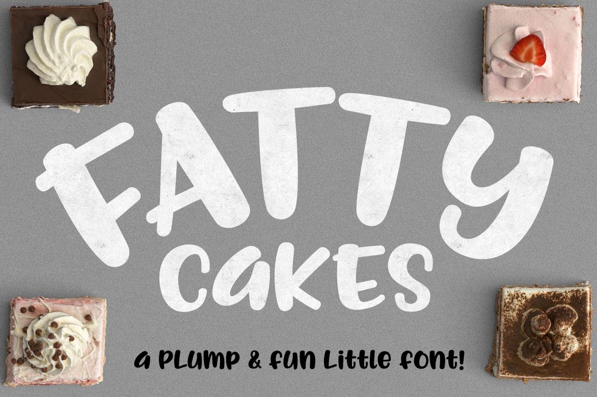 Fattycakes - main promo image