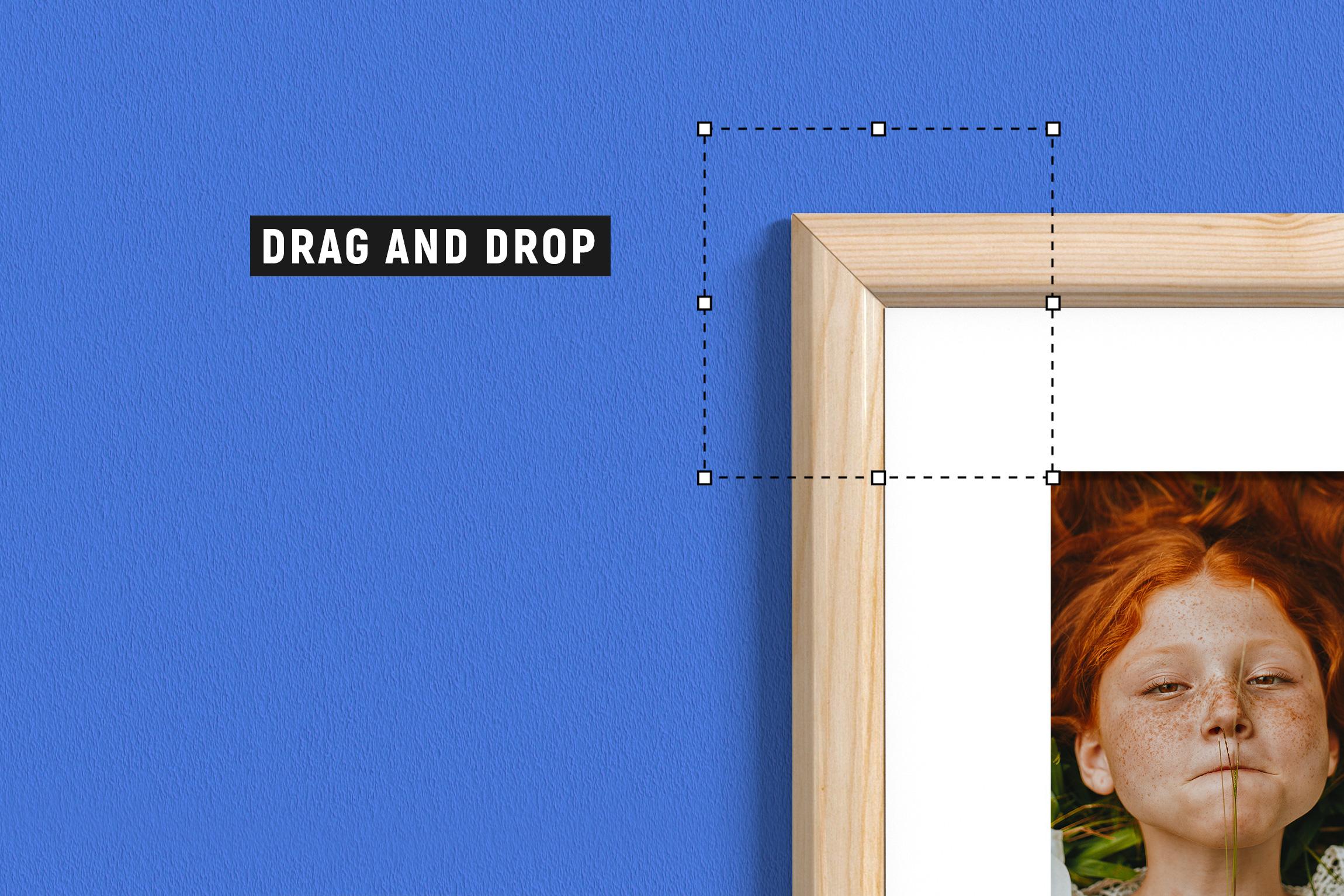 10 Frames & 7 Walls Mockups example image 5