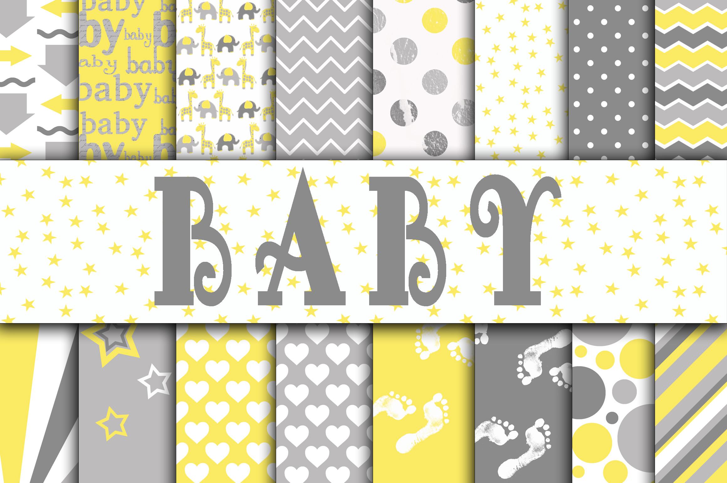 Digital Textures Scrapbook Paper Bundle - Over 250 Sets! example image 10