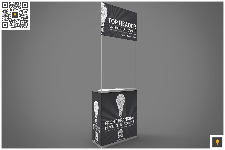 Promo Counter Mockup example image 4