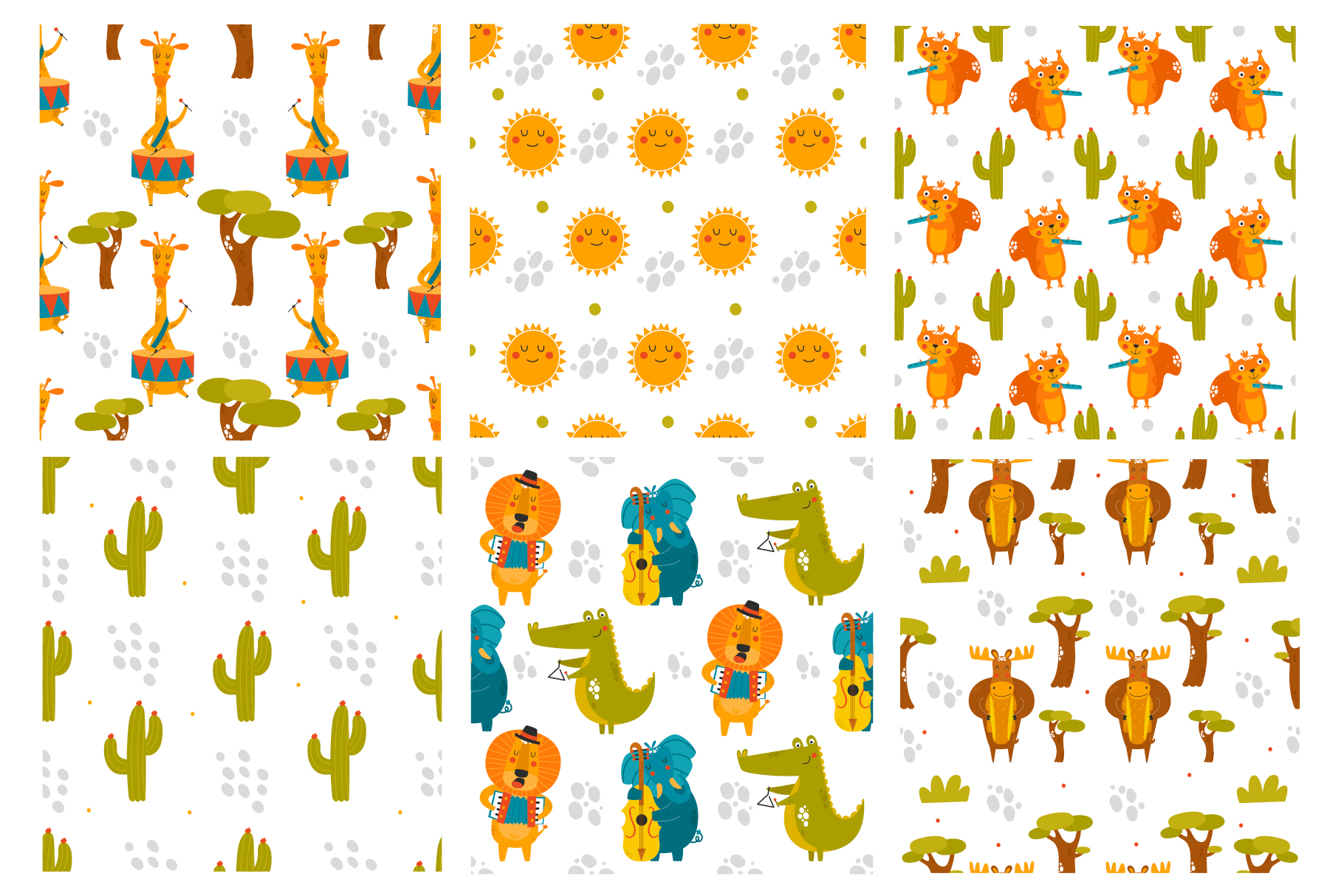 Baby patterns Bundle example image 4