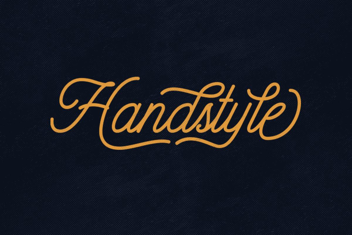 Hatterline Font + Sans example image 8
