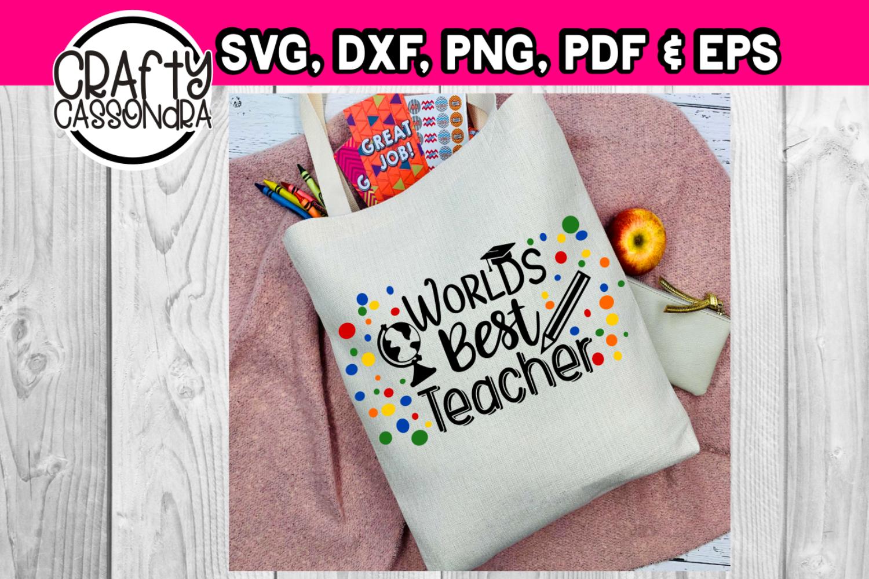 Worlds Best Teacher example image 2