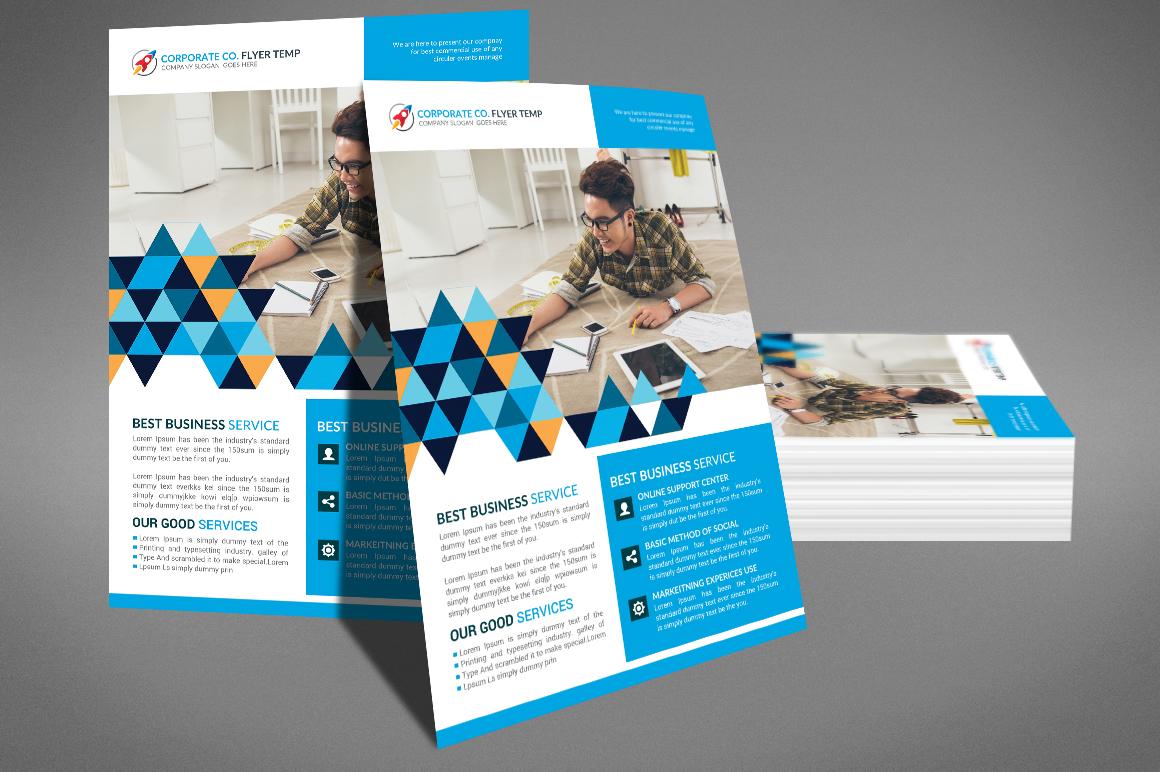 Company Flyer example image 4