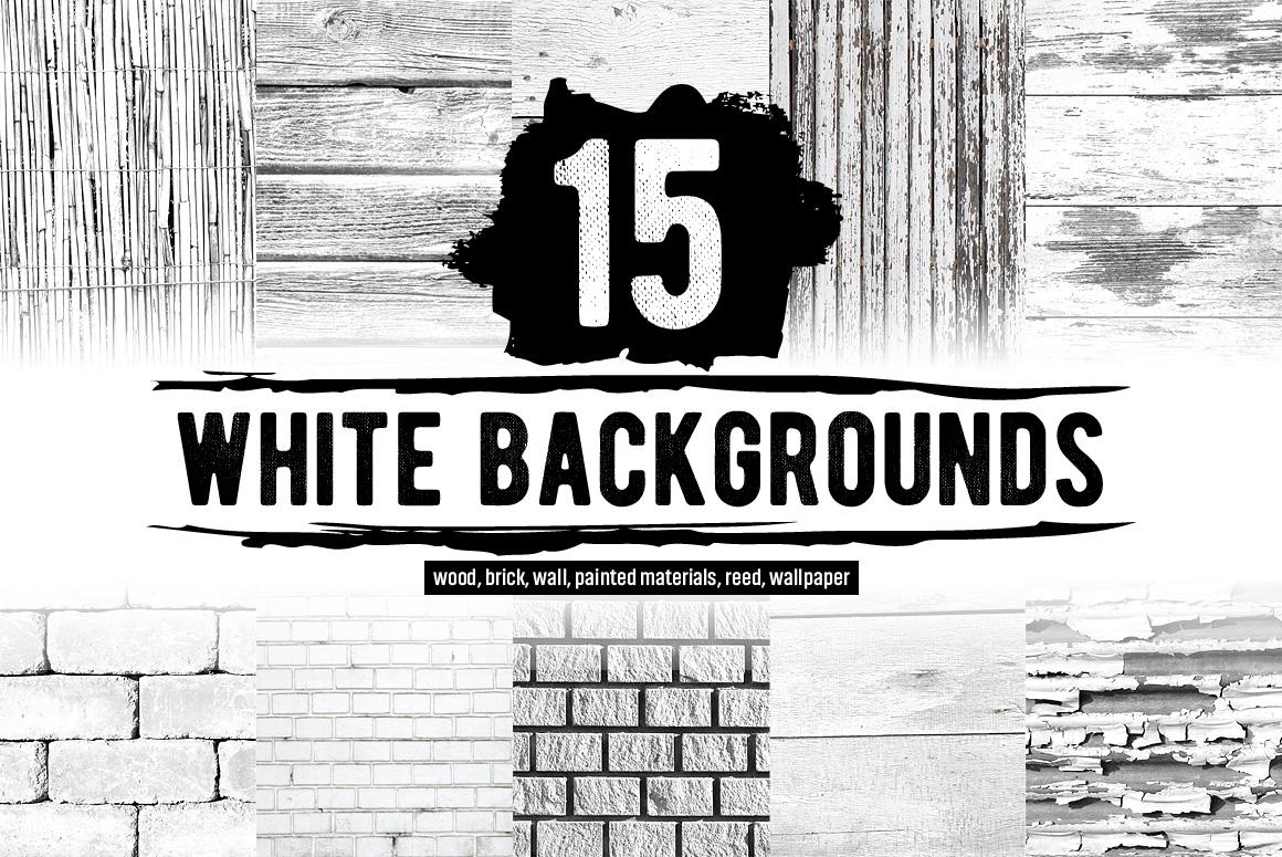 15 White backgrounds example image 1