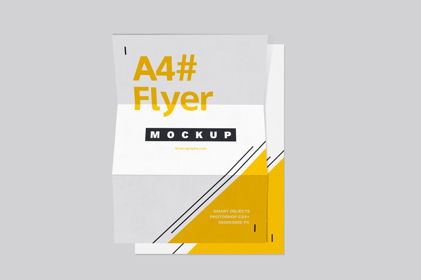 Posters & Flyers Mockups example image 7