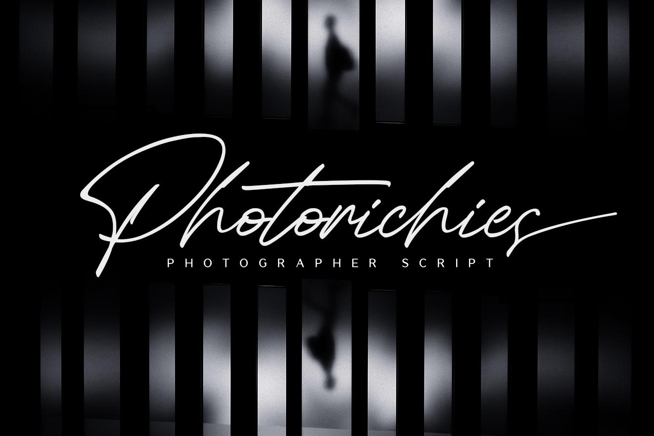 Photoricies - Photographer Script example image 1
