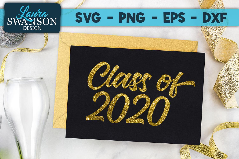 Graduate Bundle - 2020 - SVG, PNG, EPS, DXF example image 5