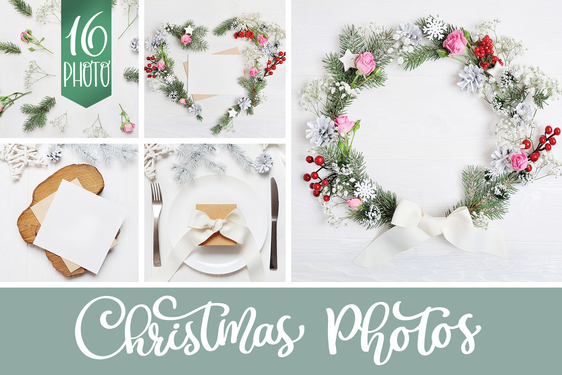 Christmas Photo Pack example image 1