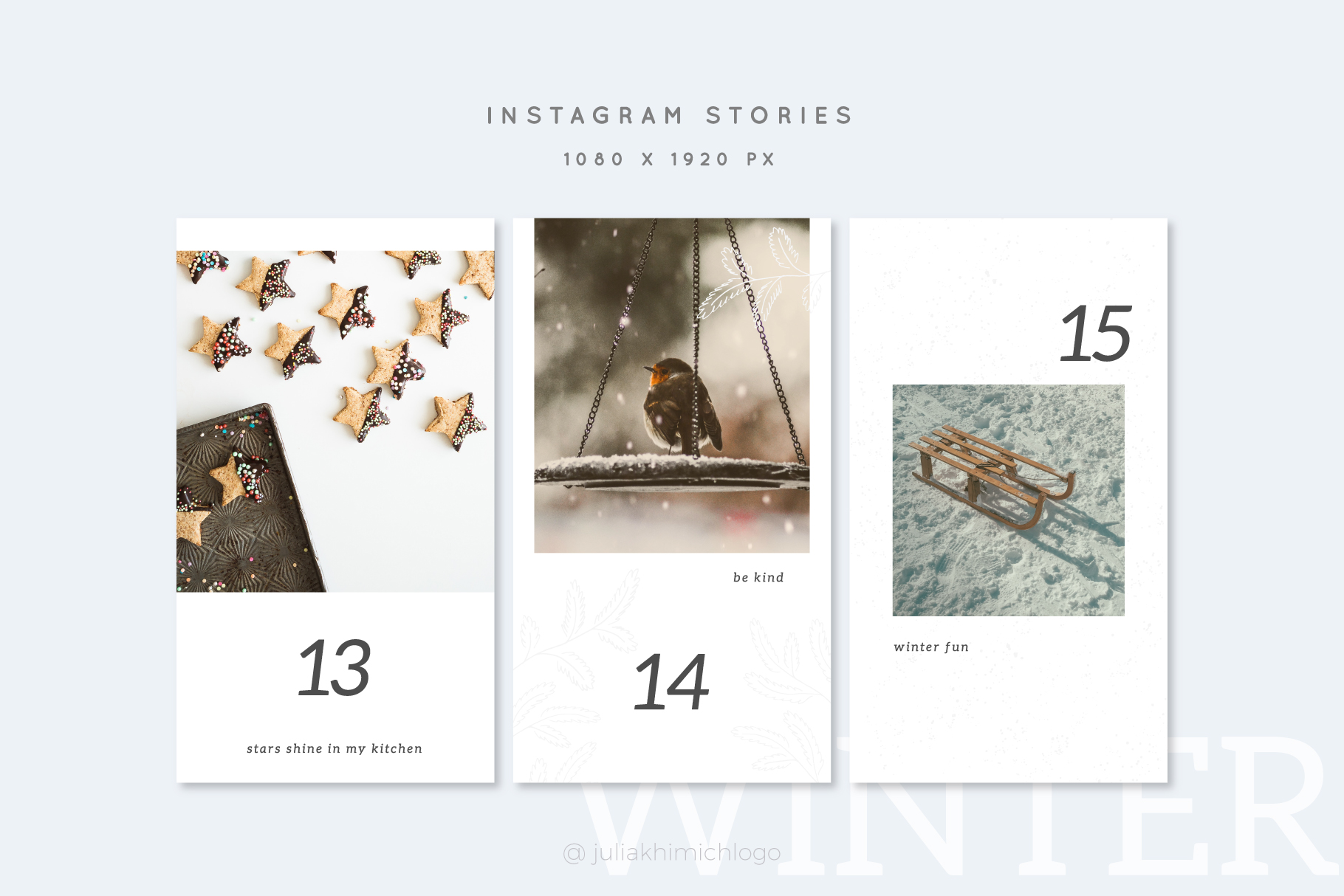 Advent Calendar for Instagram example image 16