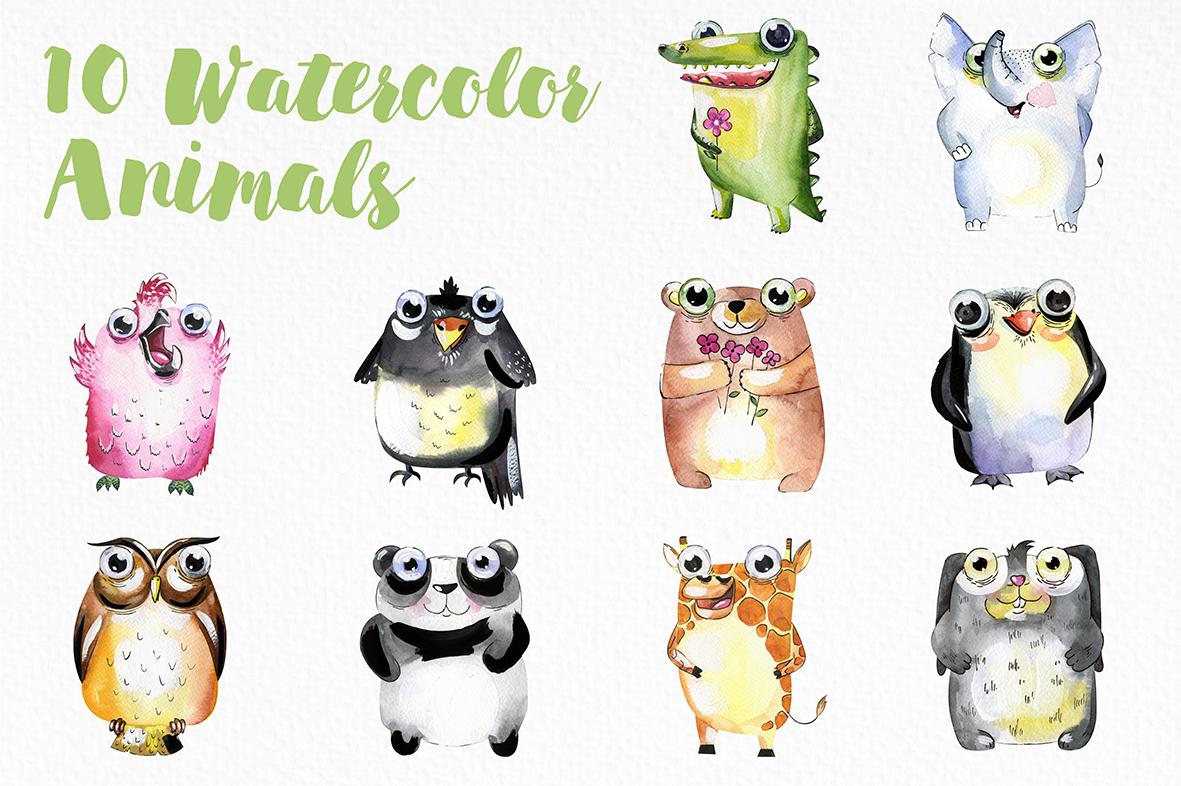 Cute Animals example image 2
