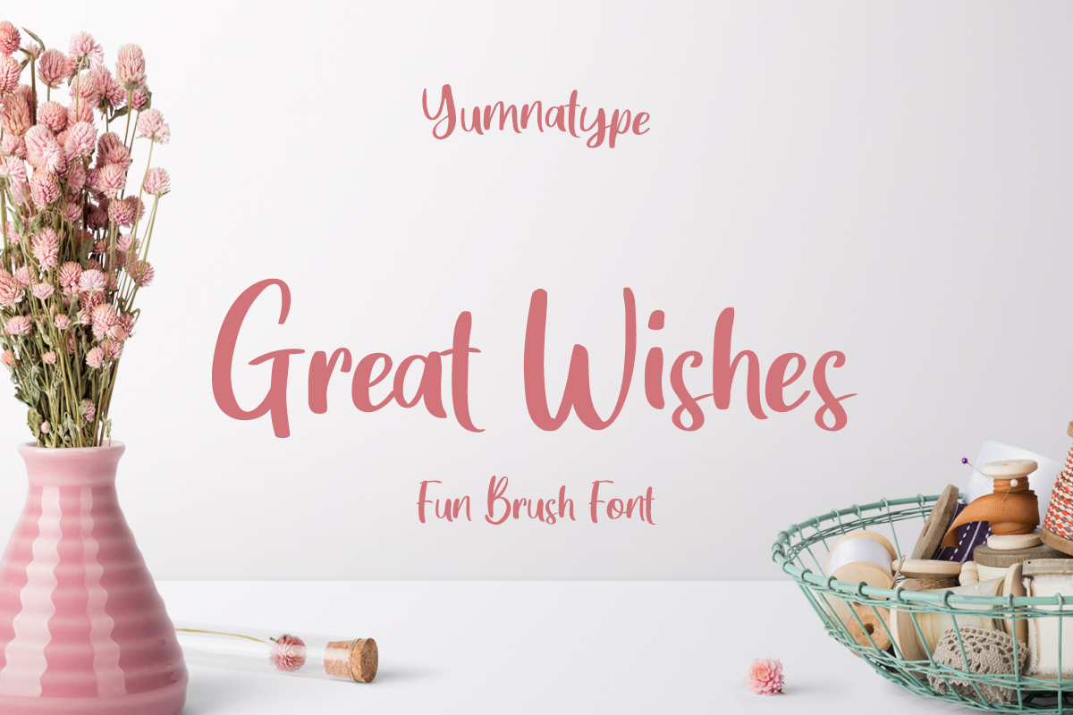 Great Wishes example image 1