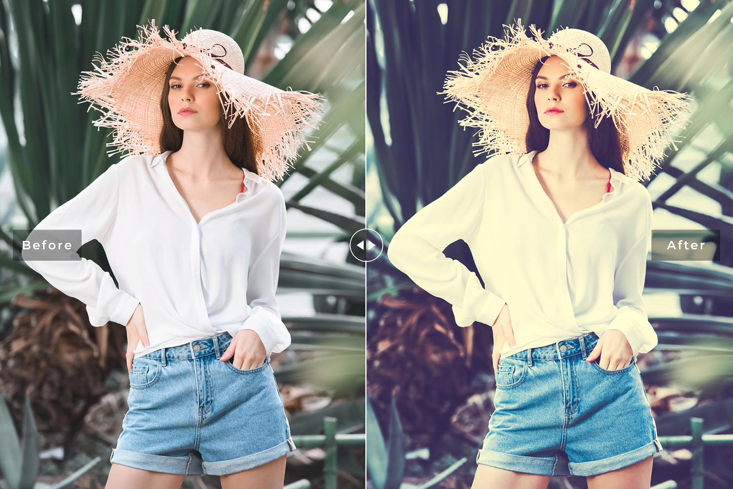 Vogue Mobile & Desktop Lightroom Presets Collection example image 4