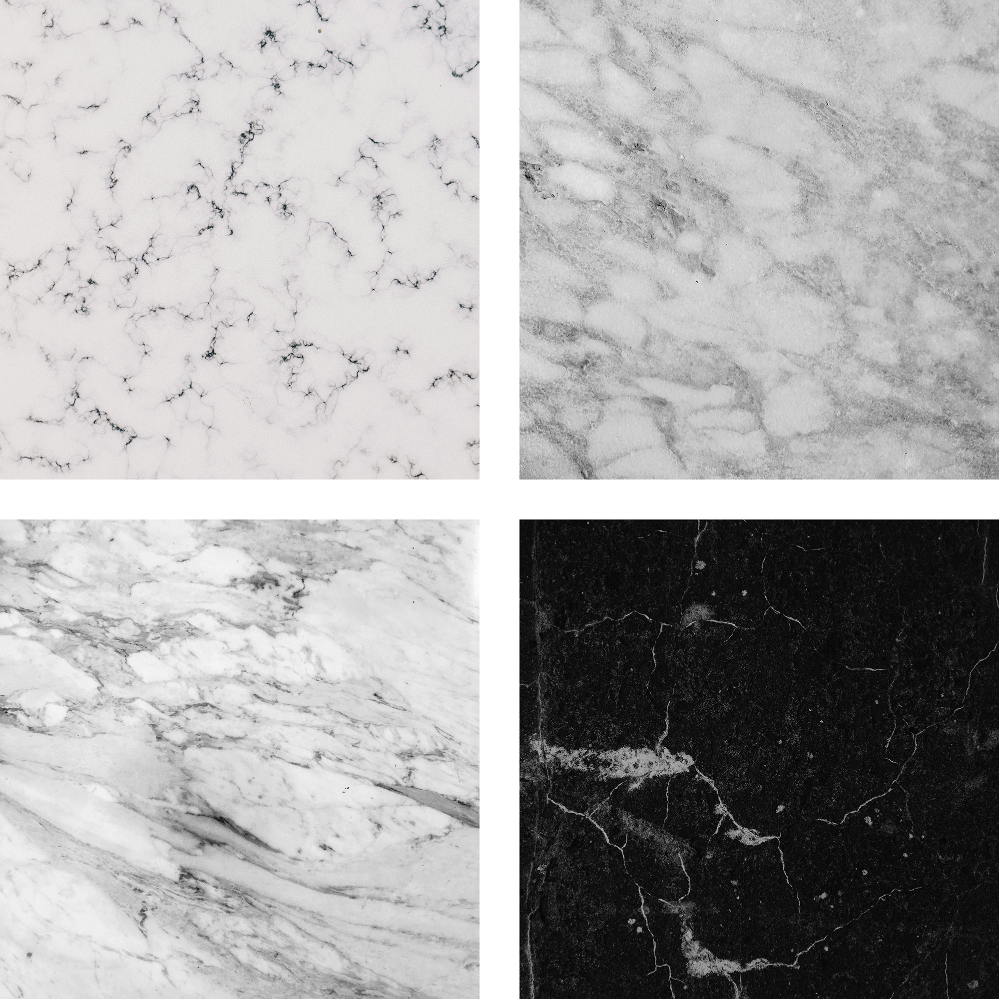 Black And White Marble example image 4