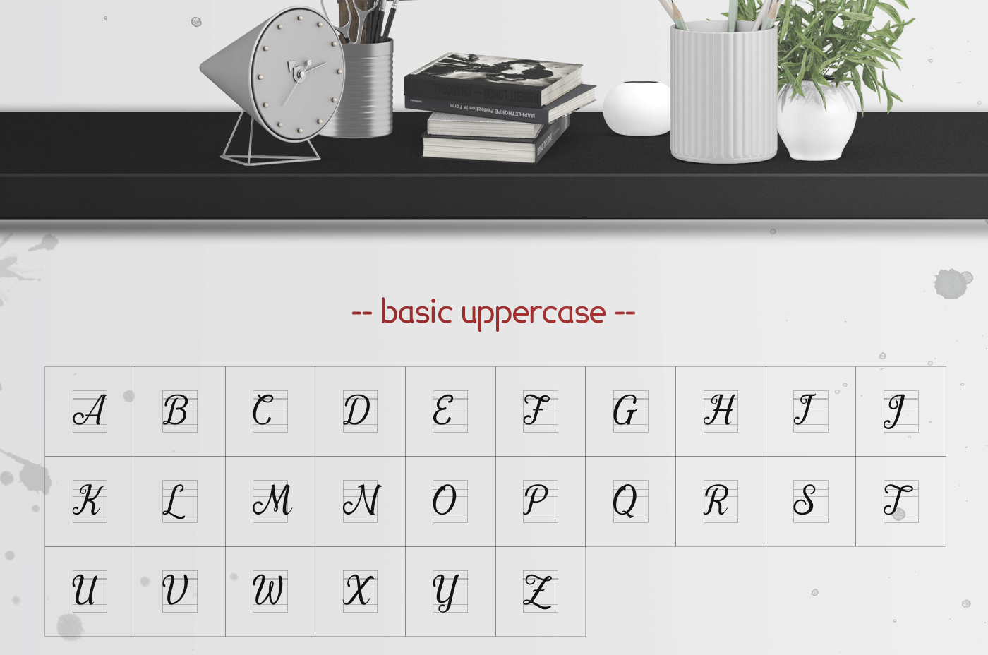 Pamega Script Font example image 8