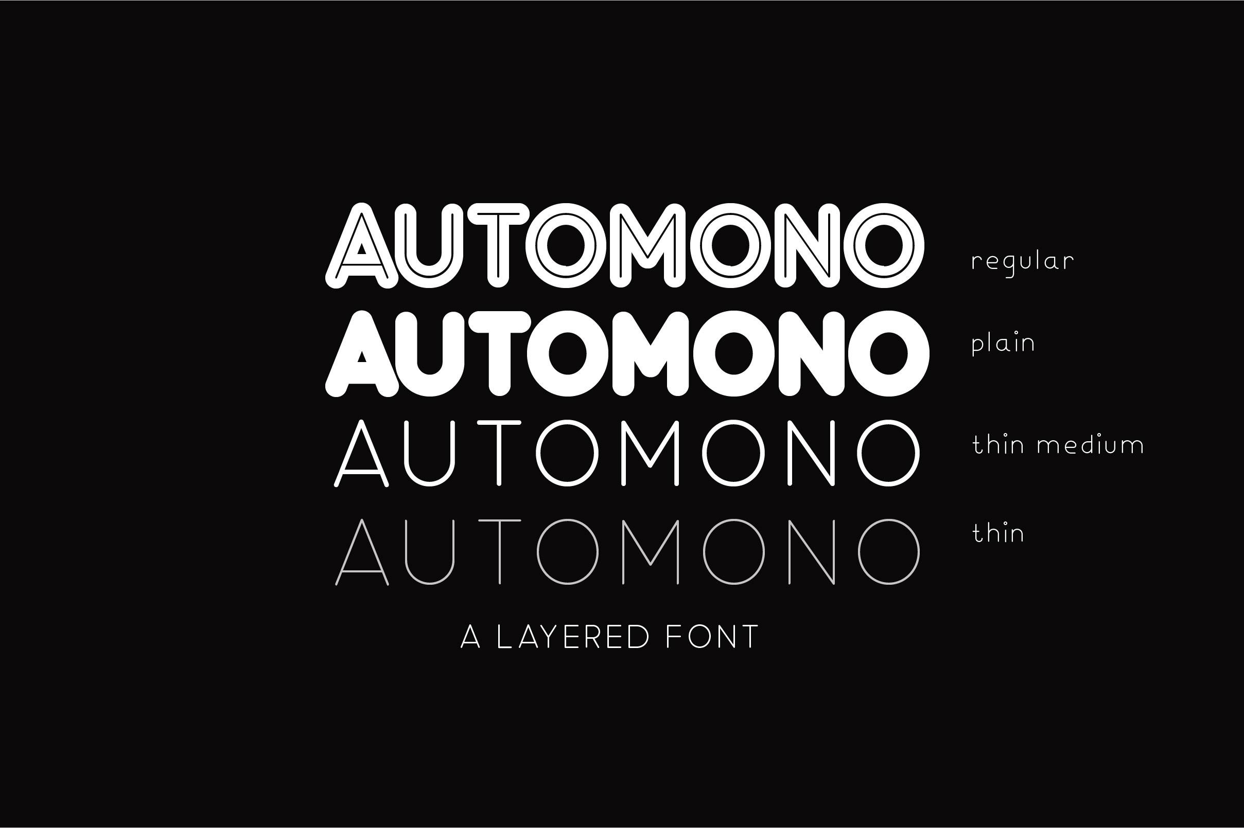 Automono example image 2
