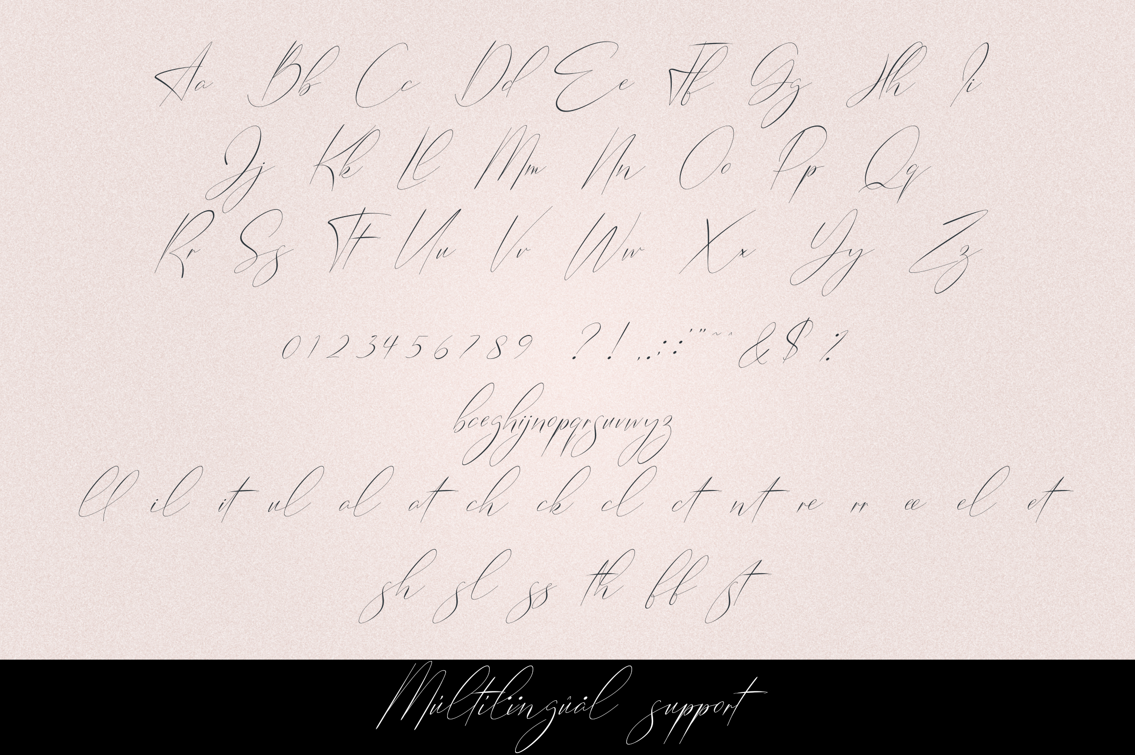 Belinda Script - Regular and Italic example image 11