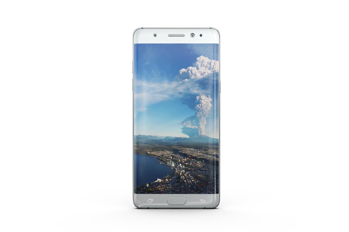 Samsung Galaxy Note 7 Mockup example image 3