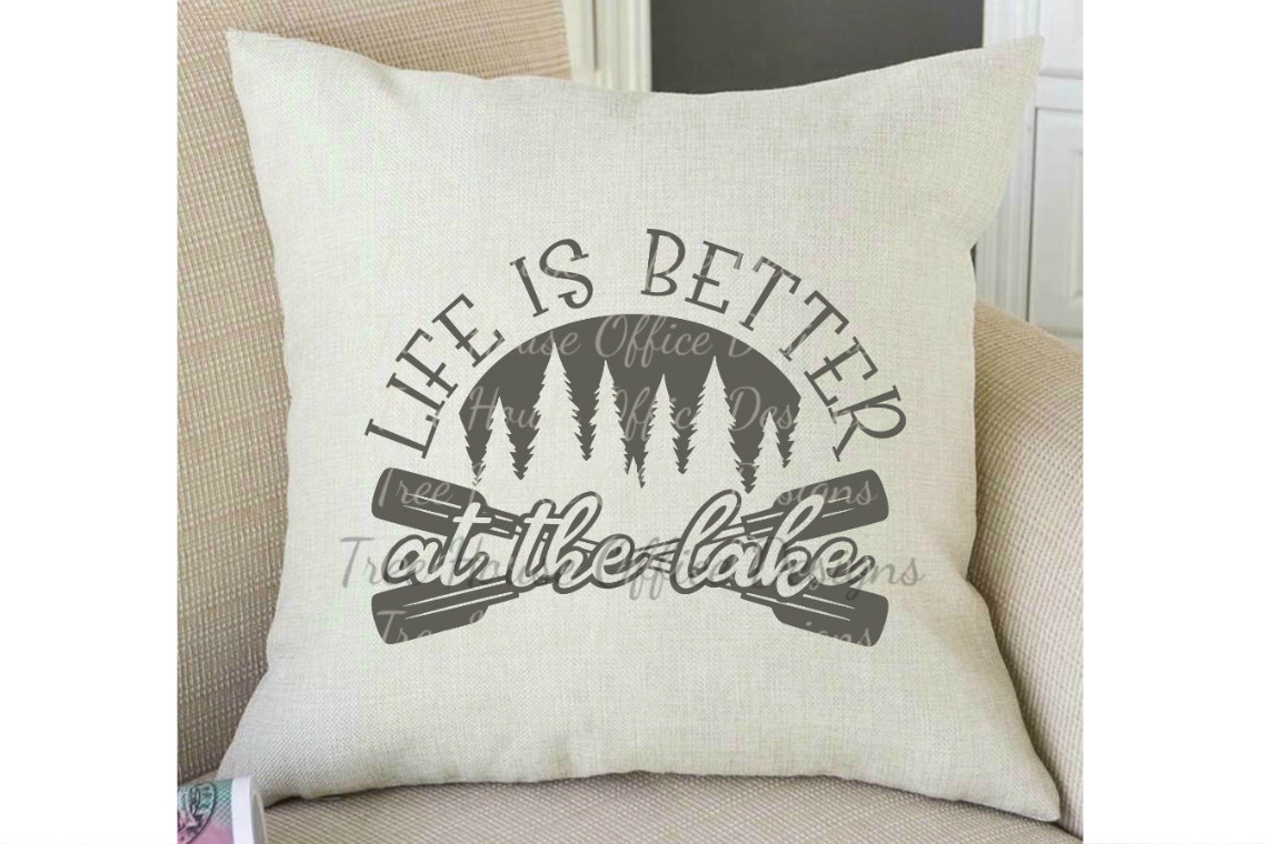 Life is Better at the Lake Life Beach Bum Summer Vacation example image 2